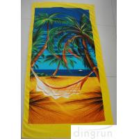 Wholesale Beach Pool Promotional Microfiber Cleaning Cloth Bath Wrap Super Soft And Absorbent from china suppliers