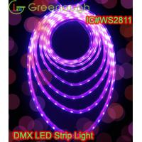 Wholesale IC#WS2811 30LED DC12V 10Pixels waterproof strip Lights/Addressable strip/Pool strip light from china suppliers