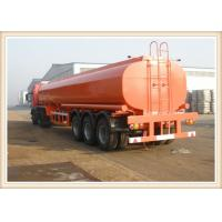 Wholesale Fuel Transport Tanker Trailer 2 Axle Tank 30000 Liters Fuel Tanker Semi Trailer from china suppliers