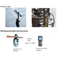 Wholesale fault indicator terminal in wireless  communicationGPS/GPRS/422m from china suppliers