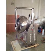 Wholesale 800mm Pan Diameter High Capacity Film Coating Machine Adjustable For Food Industry from china suppliers