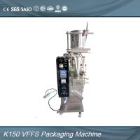 Quality Granule Food Packing Machine For 3 Sides / 4 Sides Sealing Bag for sale