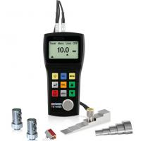 Wholesale Automatic Self - Calibration TG4000B Ultrasonic Thickness Gauge 1000-9999 M/S from china suppliers