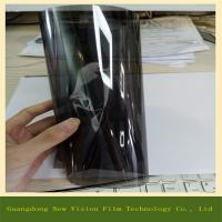 Wholesale 1.52*30m plastic SRC solar window film heat insulation car window shinning film from china suppliers