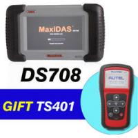 Wholesale Autel MaxiDAS DS708 Get MaxiTPMS TS401 As Gift for Car Diagnostics Scanner from china suppliers