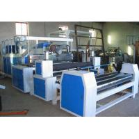 Wholesale Full Automatic Plastic Sheet Making Machine / PE Winding Film Equipment from china suppliers