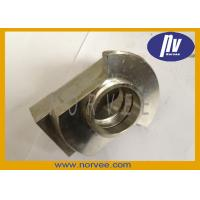 Wholesale Custom Made Precision Aluminum Steel Die Casting with oxide black from china suppliers