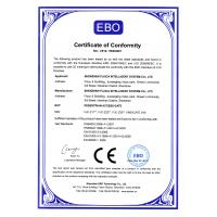 Fujica System Co., Ltd. Certifications