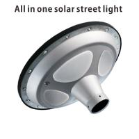 Wholesale High Brightness 15W Solar LED Street Lights , Integrated Solar Street Light from china suppliers