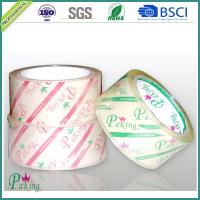 Quality Guangzhou Factory Supply High Quality Super Clear BOPP Packing Tape for sale