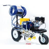 Wholesale Petrol Engined Road Line Marking Machine 4.0L/Min Delivery Rate from china suppliers