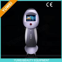 Wholesale Vertical Supersonic HIFU Ultrasound Face Wrinkle Removal / Body Lose Weight Machine from china suppliers