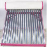 Wholesale Food Grade SUS304-2B Vacuum Tube Compact Solar Water Heater With 150 Liter Capacity from china suppliers