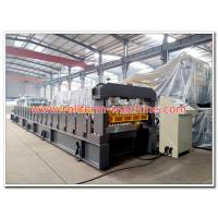 Wholesale Metal Colour Coated Roofing Sheet Making Machine for Rolling Max. 0.8mm Thickness Steel or Aluminum Sheets in Coils from china suppliers