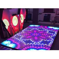 Wholesale Entertainment RGB LED Displays P6.25 For Led Dance Floor Display Video from china suppliers