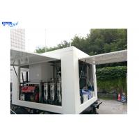 Wholesale Trailer Single Mobile Water Treatment Equipment  500Lph for Drinking from china suppliers