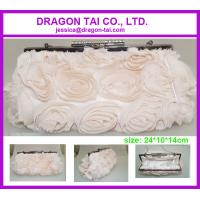 Wholesale Chiffon lady clutch bags ,  evening clutch bags, measure 24*10*14cm from china suppliers
