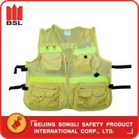 Wholesale SLJ-TSM12  REFLECTING VEST (SAFETY VEST) from china suppliers