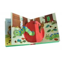 Wholesale Sound Music Pop Up Children Books Printing Service with Cardboard 3D Printing from china suppliers