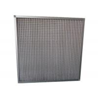 Wholesale MERV 11 Household Portable Mesh Panel Air Filter Pre Filter With Aluminum Frame from china suppliers
