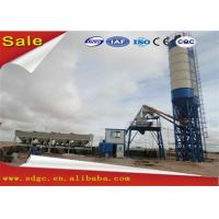 Quality Small Fixed Precast Wet Mix Concrete Cement Batching Plant / Mixing Plant for sale