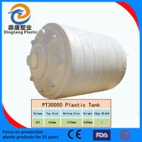 Wholesale rotational moulded plastic storage water tank, polyethylene water tank from china suppliers