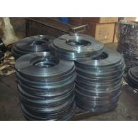 Wholesale Prime blue Cold Rolled Steel Strip With High Quality Carbon Structured Steels For Packing from china suppliers