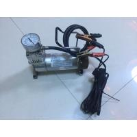 Wholesale Metal Car Air Pump Compressor Single Cylinder For All Kinds Of Cars With Gauge from china suppliers