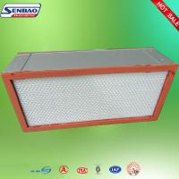 Wholesale Mini Pleat H13 Particulate Air Filter Replacement For Air Conditioner from china suppliers