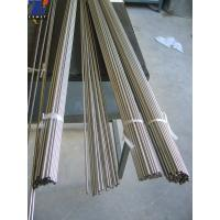Buy cheap TB6 diameter 12mm  Forged lathing titanium alloy round rod,titanium bar in stock from wholesalers