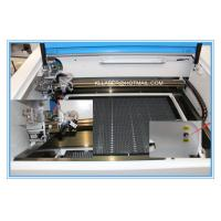 Quality Clothing CO2 laser engraving machine for sale