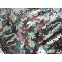 Wholesale forest camouflage pe tarpaulin from china suppliers