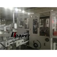 Wholesale Siemens PLC Automatic Soft Facial Tissue Paper Making Machine with 90 bags/min from china suppliers