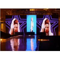 Quality Digital P3 P4 P5 P6 Indoor LED Video Walls / full color led sign High Brightness for sale
