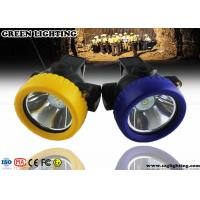 Wholesale Anti - Explosive CREE Cordless Mining Lights For Hiking  Waterproof IP68 from china suppliers