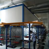 Wholesale Whole Complete Painting Line With Converyor Spray Booth Paint Gun from china suppliers