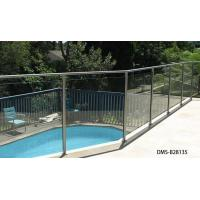 Wholesale Durable Bridge Balustrades Stainless Steel Stair Handrail For Solid Rods from china suppliers