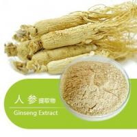 Wholesale Natural Panax powder Ginseng Extract 80% CAS:90045-38-8  for  Food and Supplements from china suppliers