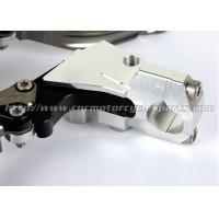 Quality 7/8 Inch Front Motorcycle Brake Clutch Lever Reservoir Levers For Street Bike for sale