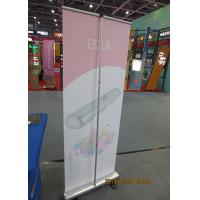 Wholesale Horizontal Retractable Display Banners Waterproof For Advertising / Events 80*200cm from china suppliers