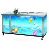 Wholesale Ice Lolly Commercial Refrigerator Freezer Sk Series Stainless Steel from china suppliers
