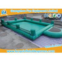 Wholesale CE Certification Inflatable Water Pool With Netting Tube And D - Trampoline from china suppliers