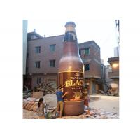 Wholesale Attractive Inflatable Beer Bottle , Inflatable Replicas For Special Event / Advertising from china suppliers