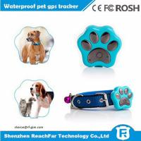 Quality High quality mini waterproof dog gps tracker for cat with gps wifi lbs potioning ways for sale