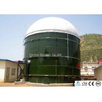 Quality High Corrosion Resistance Glass Fused Steel Tanks for Waste Water Storage for sale