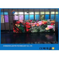 Wholesale Full Color 6mm LED screen Indoor SMD 3528RGB White lamp for Rental from china suppliers
