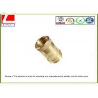 Wholesale Industrial Custom Brass shaft  Anodized precision cnc machining parts from china suppliers