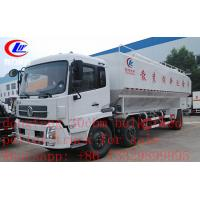 Wholesale dongfeng tianjin 6*2 30cbm bulk feed pellet truck for sale from china suppliers