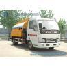 Buy cheap YUEJIN 2 Axles Asphalt Tank Trailer Bitumen Asphalt distributor truck 4X2 Drive from wholesalers