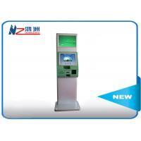 Wholesale Metal Terminal Self Service Kiosk Touch Screen Top Up Kiosk Customized from china suppliers